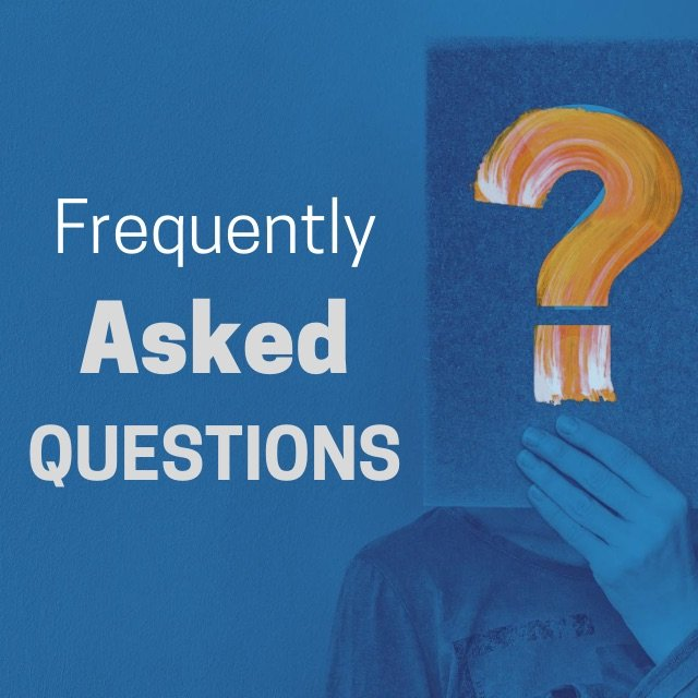 frequently asked questions - free resources