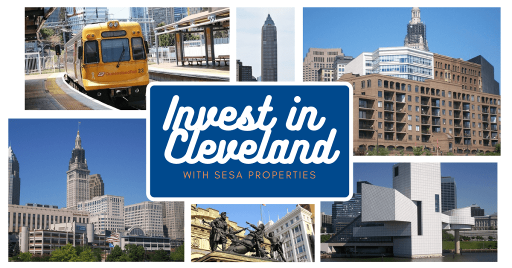invest in cleveland ohio with sesa properties